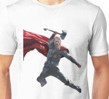 Thor - illustration Unisex T-Shirt