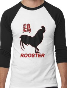 Year of the Rooster - Chinese New Year Men's Baseball ¾ T-Shirt
