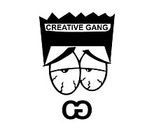 "Creative Gang ""faded"" Photographic Print"