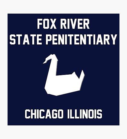 Fox River State Penitentiary - Prison Break Photographic Print