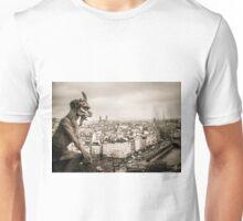 Gargoyles of Notre-Dame Unisex T-Shirt