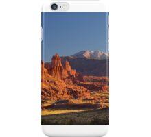 Scenic Utah iPhone Case/Skin