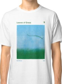 Leaves of Grass - Walt Whitman Classic T-Shirt