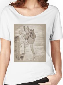 Vintage Pinup Women's Relaxed Fit T-Shirt