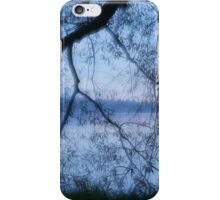 Willow At The Lake iPhone Case/Skin
