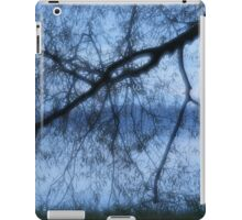Willow At The Lake iPad Case/Skin