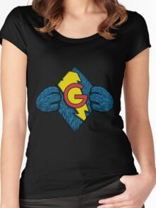 I'm Super Grover Women's Fitted Scoop T-Shirt