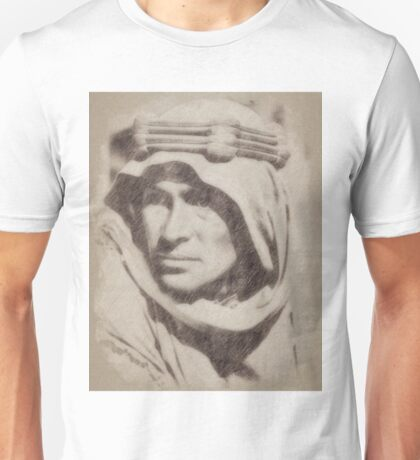 Peter O'Toole, Vintage Hollywood Actor Unisex T-Shirt