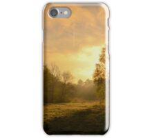 The Morning iPhone Case/Skin
