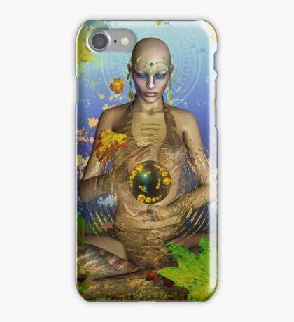 seasons of the soul iPhone Case/Skin