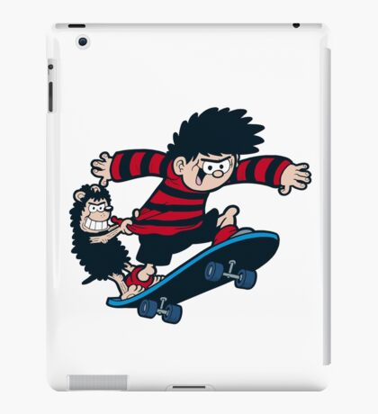 Dennis and Gnasher iPad Case/Skin