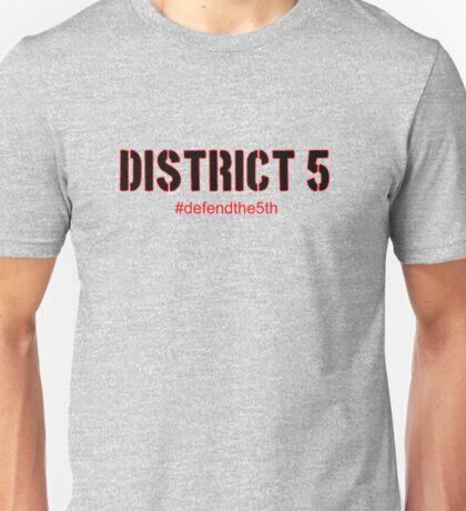 District 5 Unisex T-Shirt