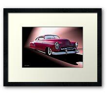 1950 Chevrolet Custom 'ChevroCad' Framed Print