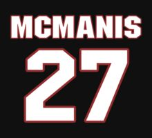 NFL Player Sherrick McManis twentyseven 27 by imsport
