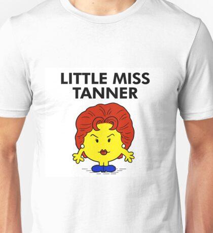Elie Tanner Coronation Street Mr Men Unisex T-Shirt