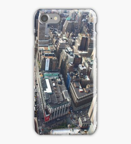 CityView iPhone Case/Skin