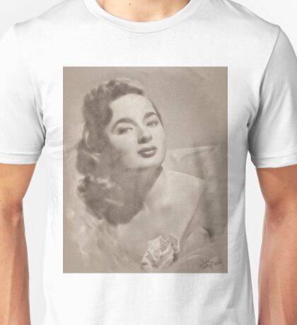 Ann Blyth, Vintage Hollywood Actress Unisex T-Shirt