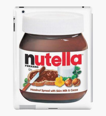 Nutella Spread iPad Case/Skin