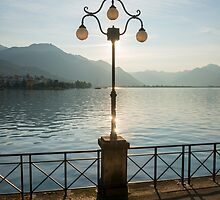 Street lamp by Mats Silvan