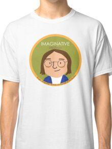 Imaginative like John Classic T-Shirt