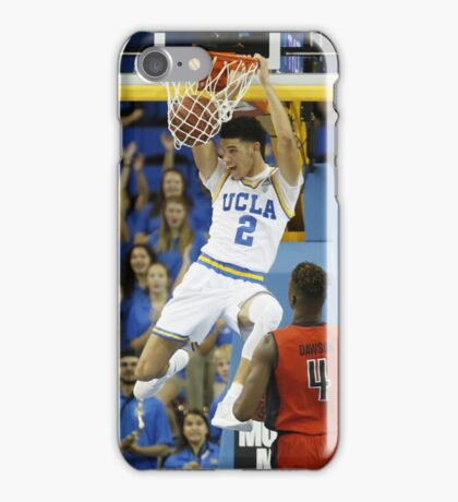 Lonzo Ball Dunk iPhone Case/Skin