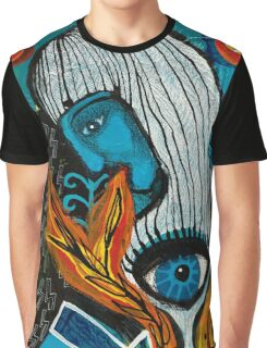 Fire eater Graphic T-Shirt
