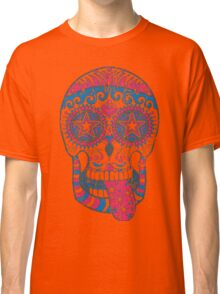 MEXICAN SKULL - DAY OF THE DEAD Classic T-Shirt