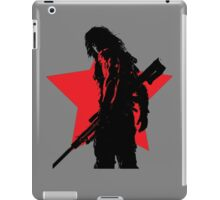 The Winter Silhouette iPad Case/Skin