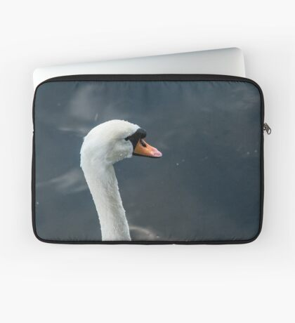 Swan song Laptop Sleeve