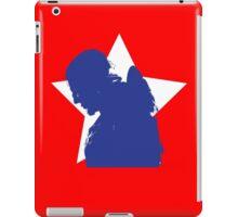 Captain Silhouette iPad Case/Skin