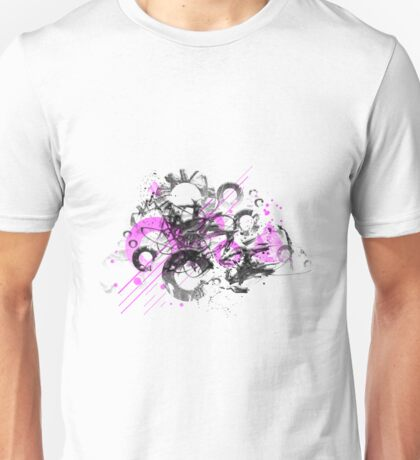 Abstract Art GEOMETRIC SHAPES No. 1 Unisex T-Shirt