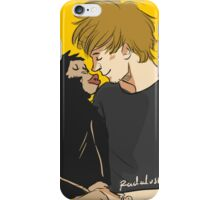 Louis and Elo iPhone Case/Skin
