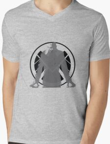 Director Silhouette Mens V-Neck T-Shirt