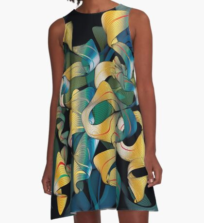 Grooverture A-Line Dress