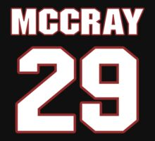 NFL Player Danny McCray twentynine 29 by imsport