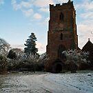 St Edburga church, Leigh, Worcestershire by Lissywitch