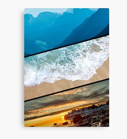 Summer-ish Canvas Print