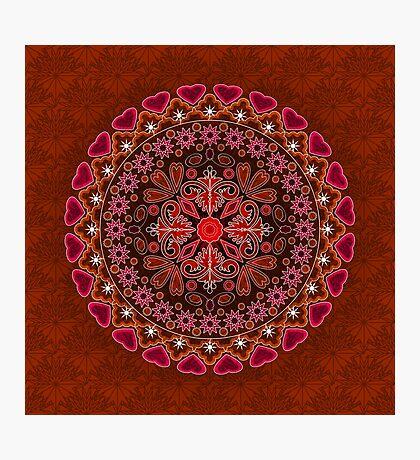 Mandala. Photographic Print