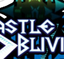 Castle Oblivion Sticker