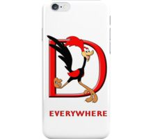 Everywhere iPhone Case/Skin