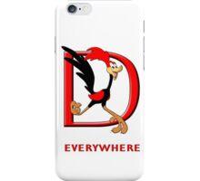 Everywhere iPhone Case/Skin