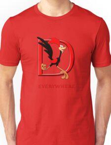 Everywhere Unisex T-Shirt