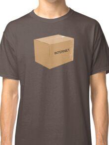 Internet Box Classic T-Shirt