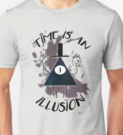 Gravity Falls - Bill Cipher Unisex T-Shirt