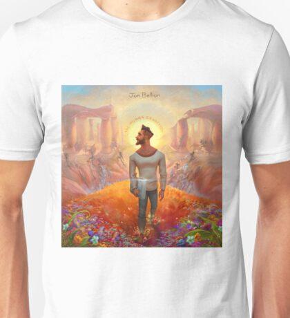 JON BELLION - THE HUMAN CONDITION PICT Unisex T-Shirt