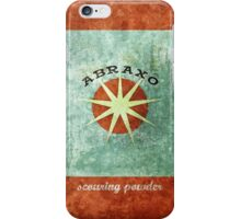 Abraxo Scouring Powder iPhone Case/Skin