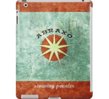 Abraxo Scouring Powder iPad Case/Skin