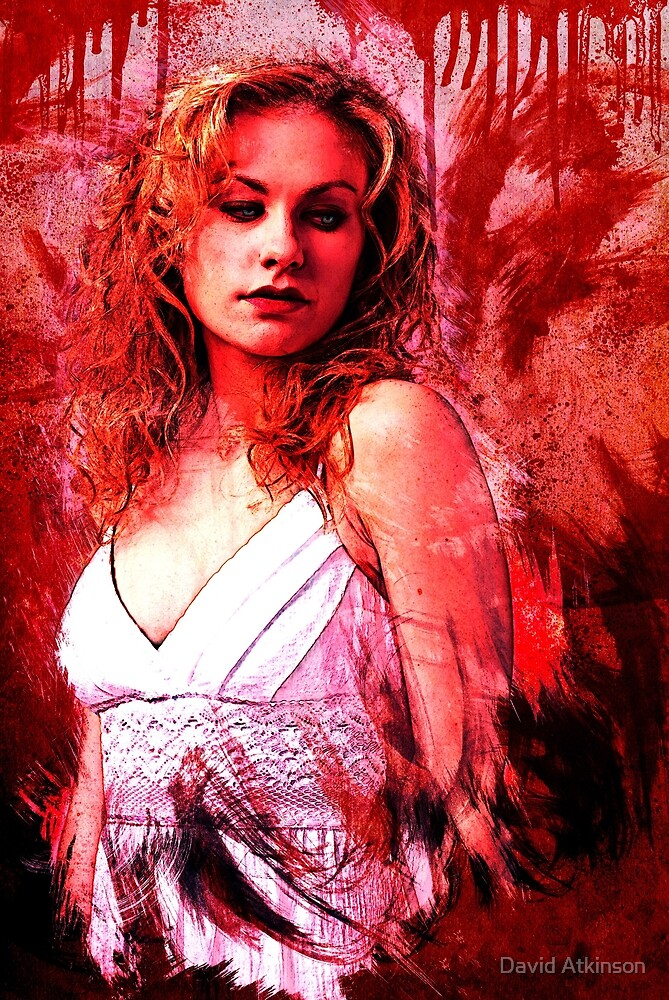 Sookie Stackhouse by David Atkinson