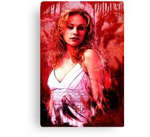 Sookie Stackhouse Canvas Print