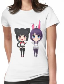 Tera Elins Womens Fitted T-Shirt